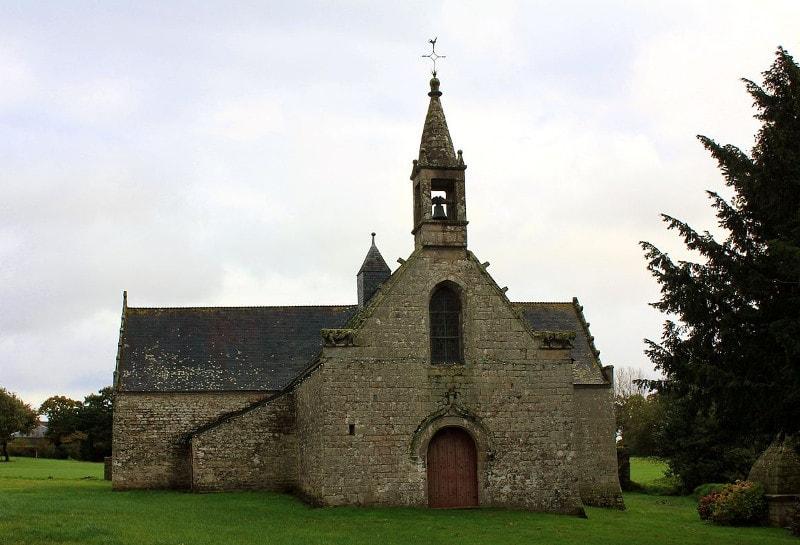 Chapelle Sainte-Anne buléon