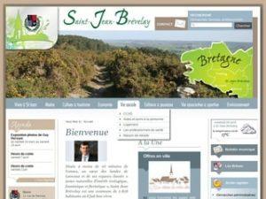 mairie de saint-jean brevelay