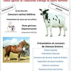 Comice agricole (09 juin 2018)