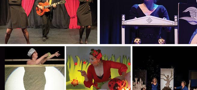Programmation du festival contes en scène