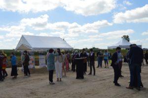 inauguration du parc éolien de Buléon